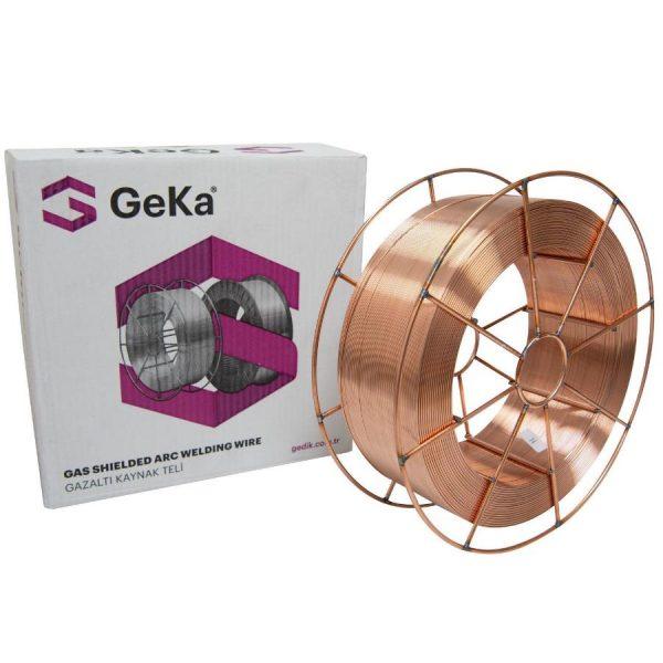 GeKa MIG Mild Steel G3Si1 SG2 wire 1.0mm 15kg common general purpose steel welding wire