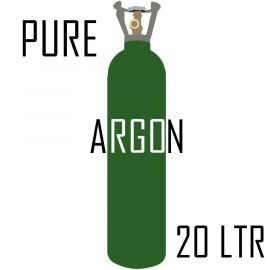 Pure Argon Welding Gas 20 Litre