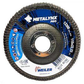 "Metalynx Zirconium flap discs 4.5"" 60 Grit back for 4 & 1/2"" / 4.5"" angle grinder"