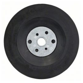 Rubber Backing Pad for 4.5 inch angle grinder fibre disc support