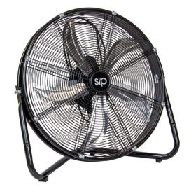 """SIP Workshop Fan Floor Standing Fan 20"""" Powerful and compact cooling drying"""