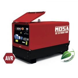 MOSA Super Silenced Diesel Generator GE SX-9000 KDM Kohler engine with AVR