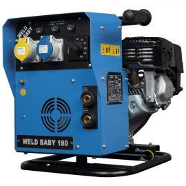 Genset Weldbaby 180 Portable welder generator