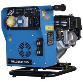 Genset Weldbaby 180i Portable welder generator